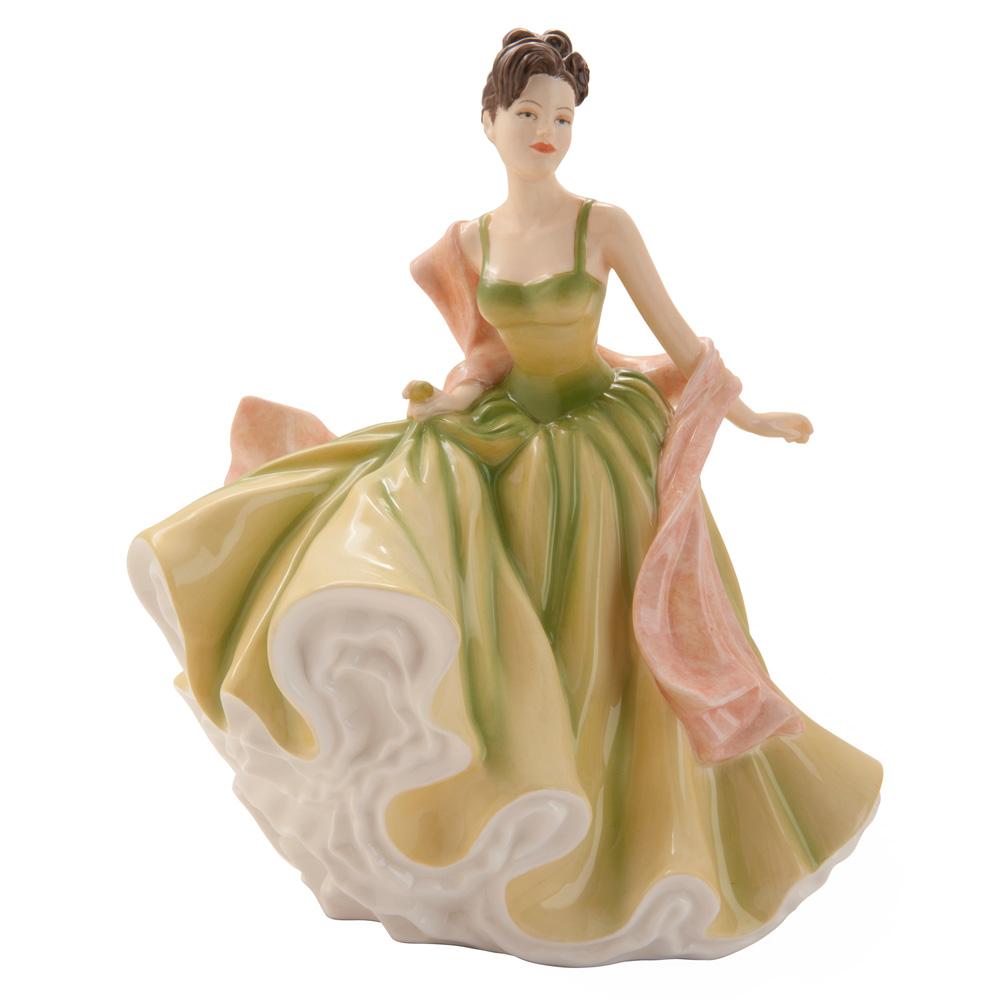 Spring Ball HN5467 - Royal Doulton Figurine - Seasons Series