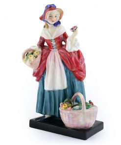 Spring Flowers HN1945 - Royal Doulton Figurine