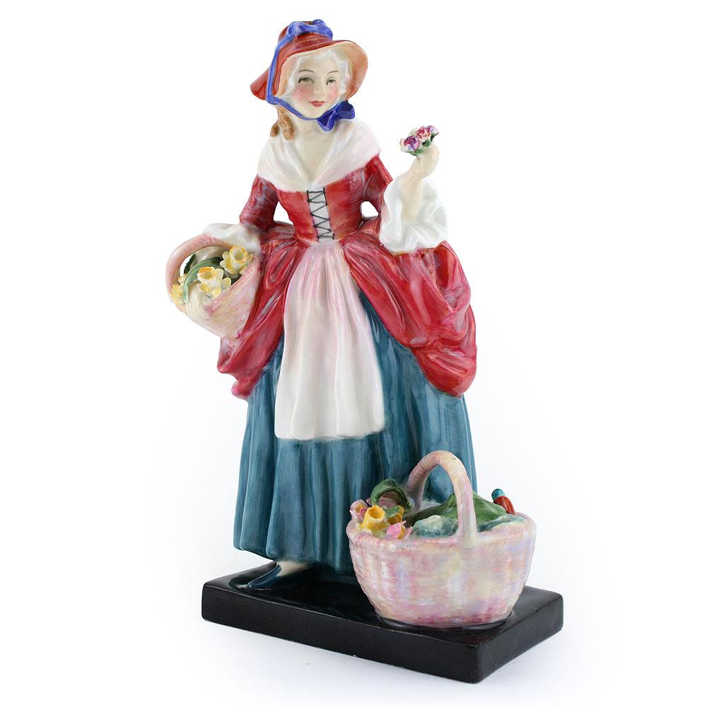 Spring Flowers HN1945 - Royal Doulton Figurine
