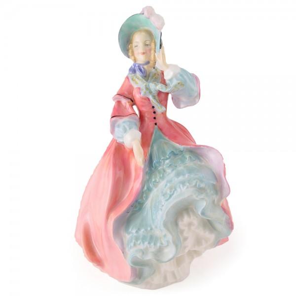 Spring Morning HN1922 - Royal Doulton Figurine