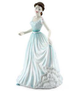 Spring Morning HN4451 - New Retired - Royal Doulton Figurine