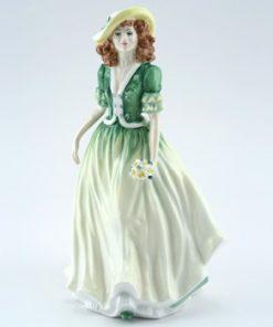 Spring Posy HN3916 - Royal Doulton Figurine
