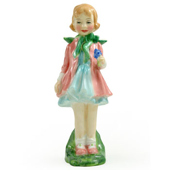 Springtime HN1971 - Royal Doulton Figurine