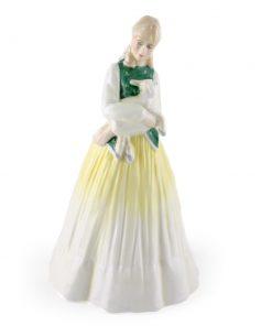 Springtime HN3033 - Royal Doulton Figurine