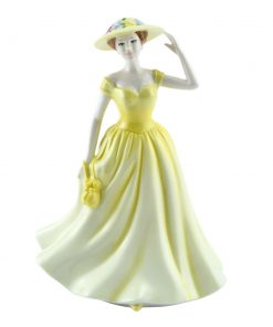 Springtime 2004 HN4586 - Royal Doulton Figurine