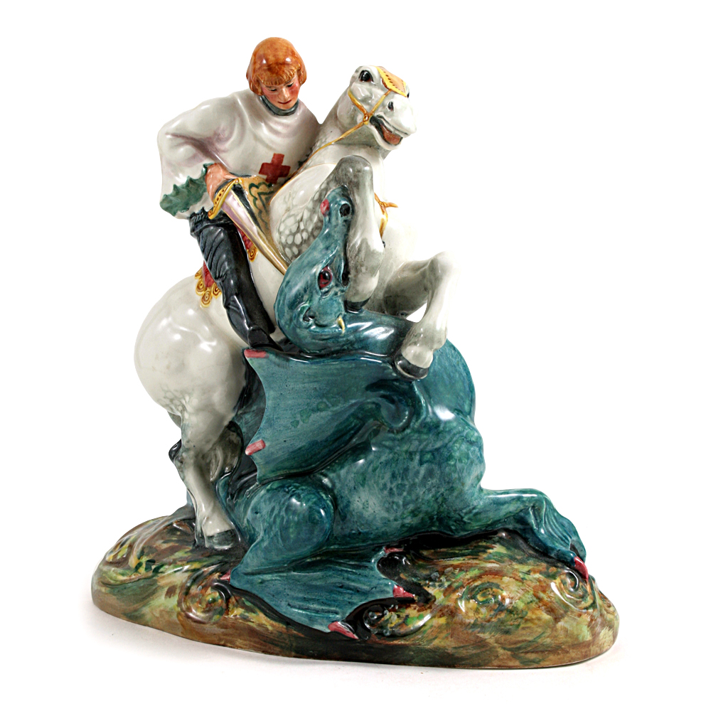 St. George HN2051 - Royal Doulton Figurine
