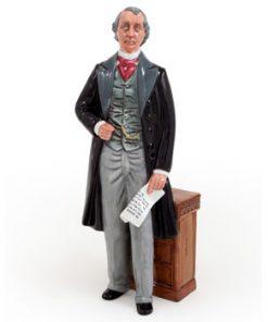 Statesman HN2859 - Royal Doulton Figurine