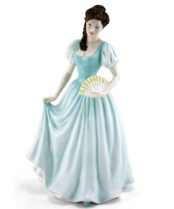 Stephanie HN4461 (Factory Sample) - Royal Doulton Figurine