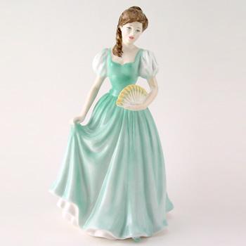 Stephanie HN4461 - Royal Doulton Figurine