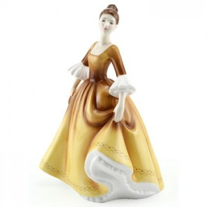 Stephanie HN4861 - Royal Doulton Figurine