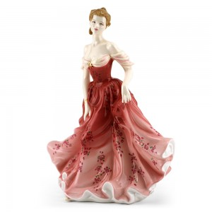 Stephanie HN4907 - Royal Doulton Figurine