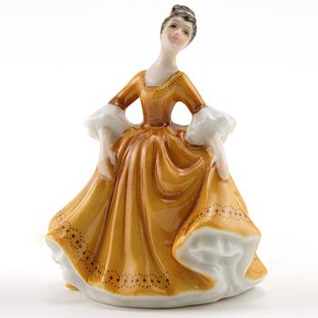 Stephanie M216 - Royal Doulton Figurine