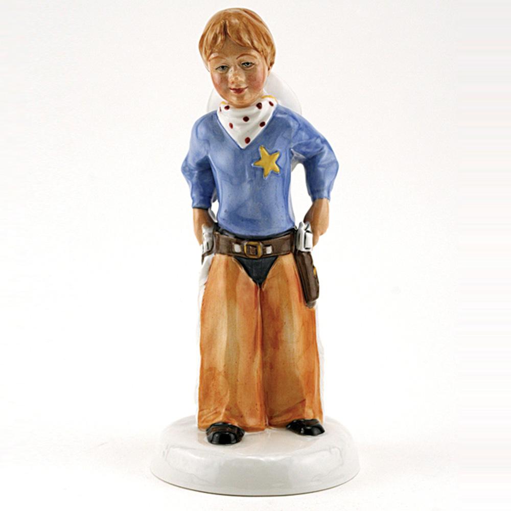 Stick 'em Up HN2981 - Royal Doulton Figurine