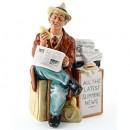Stop Press HN2683 - Royal Doulton Figurine