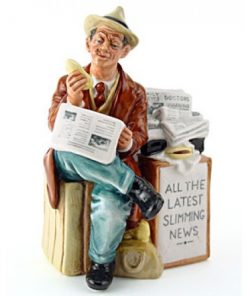 Stop Press HN2683 - Royal Doulton Figurine