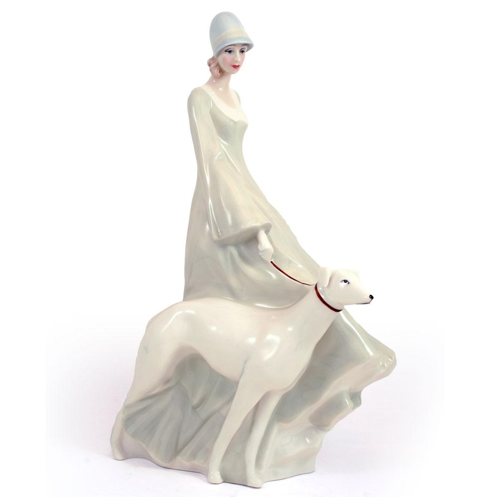 Strolling HN3073 - Royal Doulton Figurine