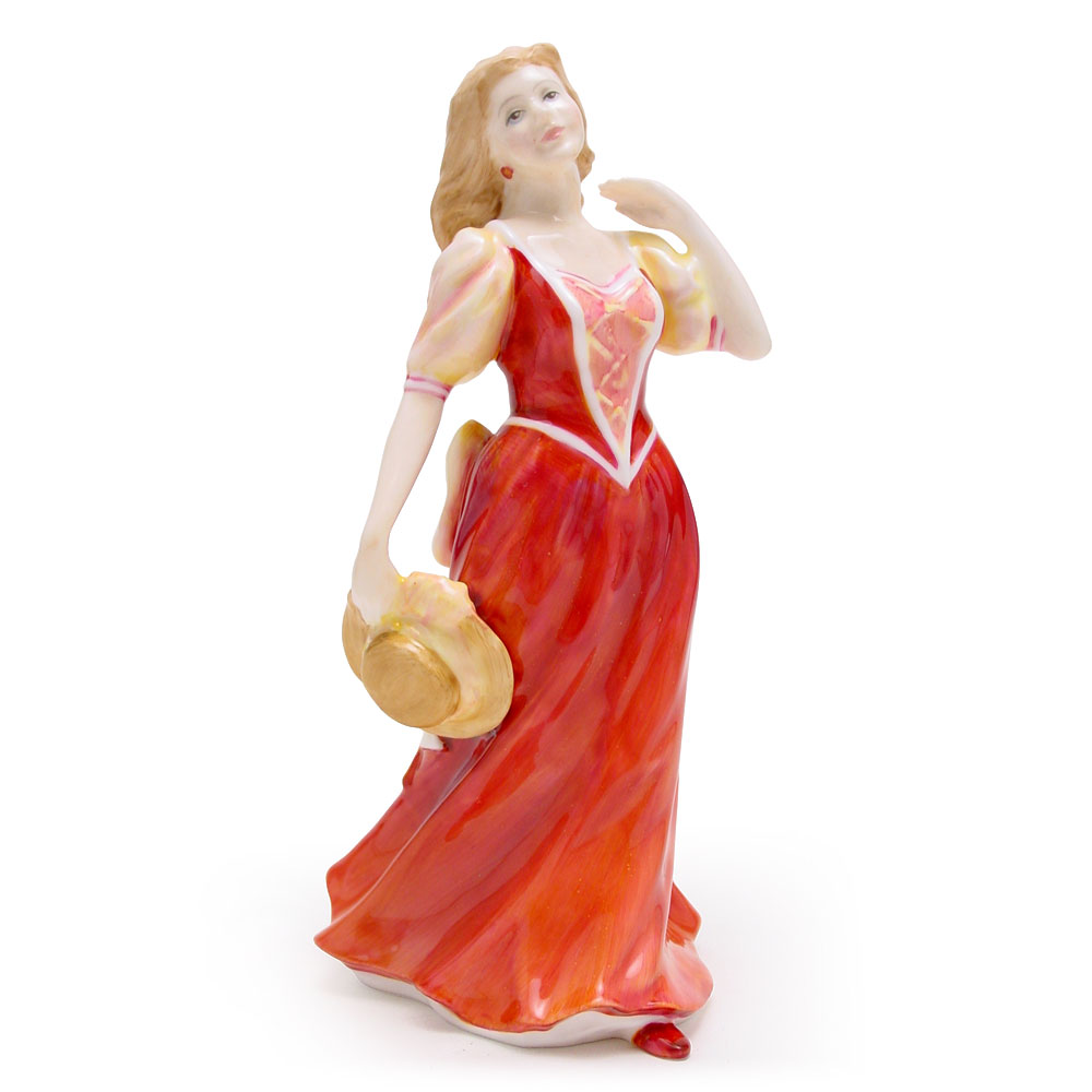 Strolling HN3755 - Royal Doulton Figurine