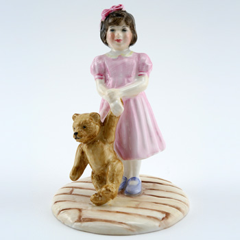 Sugar and Spice HN4103 - Royal Doulton Figurine