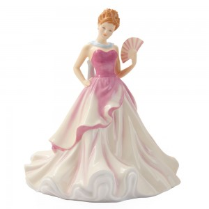 Summer Ball HN5464 - Royal Doulton Figurine - Seasons Series