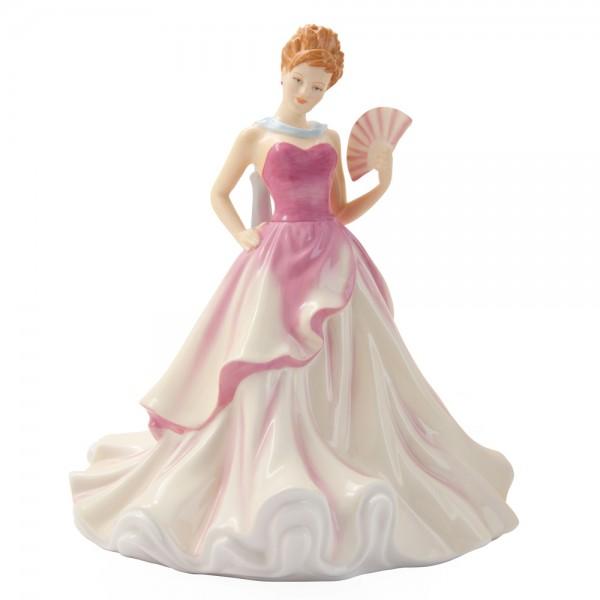 Summer Ball HN5464 - Royal Doulton Figurine - Seasons Series