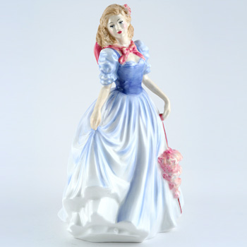 Summer Blooms HN3917 - Royal Doulton Figurine