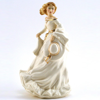 Summer Breeze HN3724 - Royal Doulton Figurine