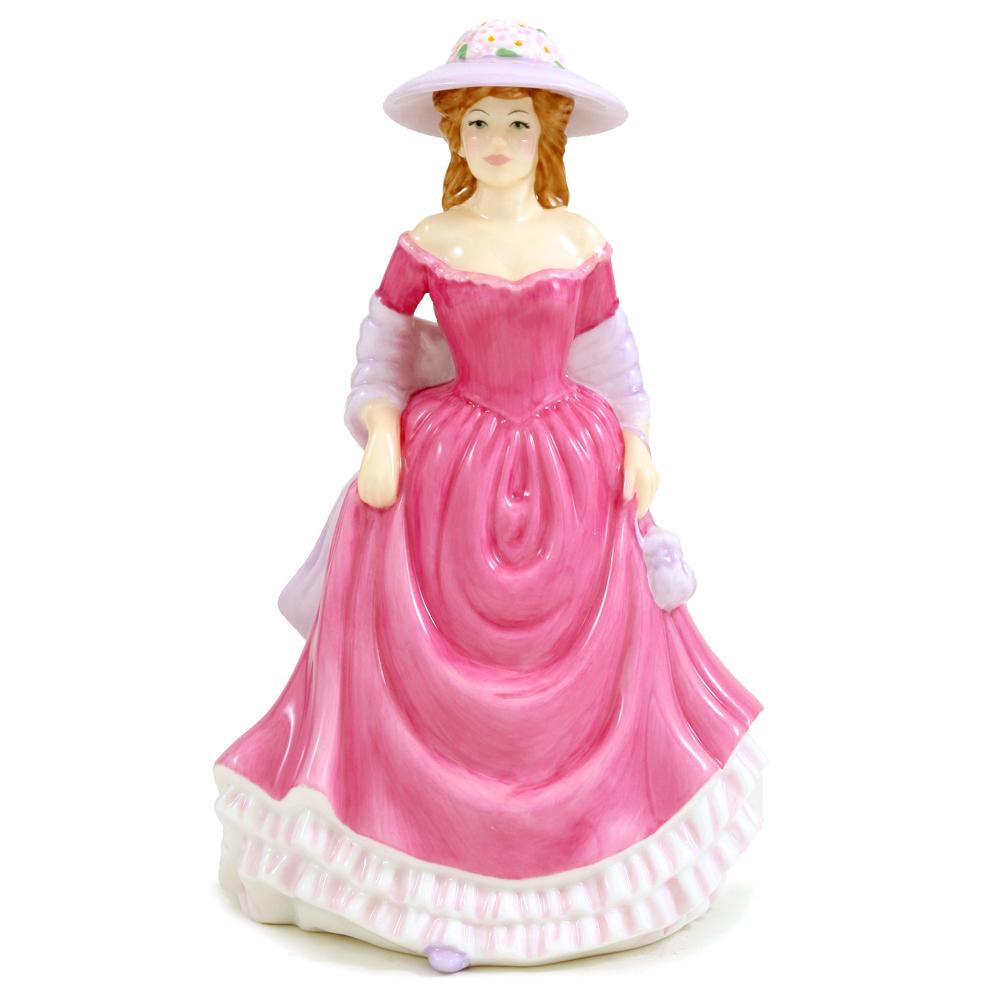 Summer Breeze HN4587 - Royal Doulton Figurine