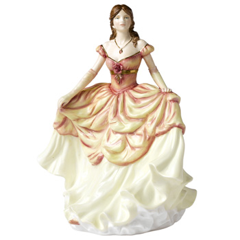 Summer Dance HN5256 - Royal Doulton Figurine