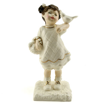 Summer Duet HN4225 - Royal Doulton Figurine
