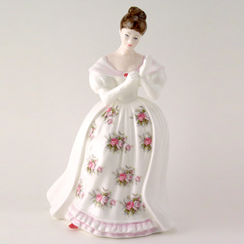 Summer Rose HN3309 - Royal Doulton Figurine