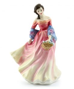 Summer Scent HN3955 - Royal Doulton Figurine
