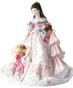 Summers Belle HN5107 - Royal Doulton Figurine
