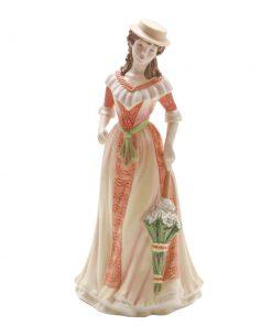 Summer's Darling HN4851 - Royal Doulton Figurine