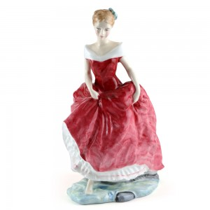 Summers Day HN3378 - Royal Doulton Figurine