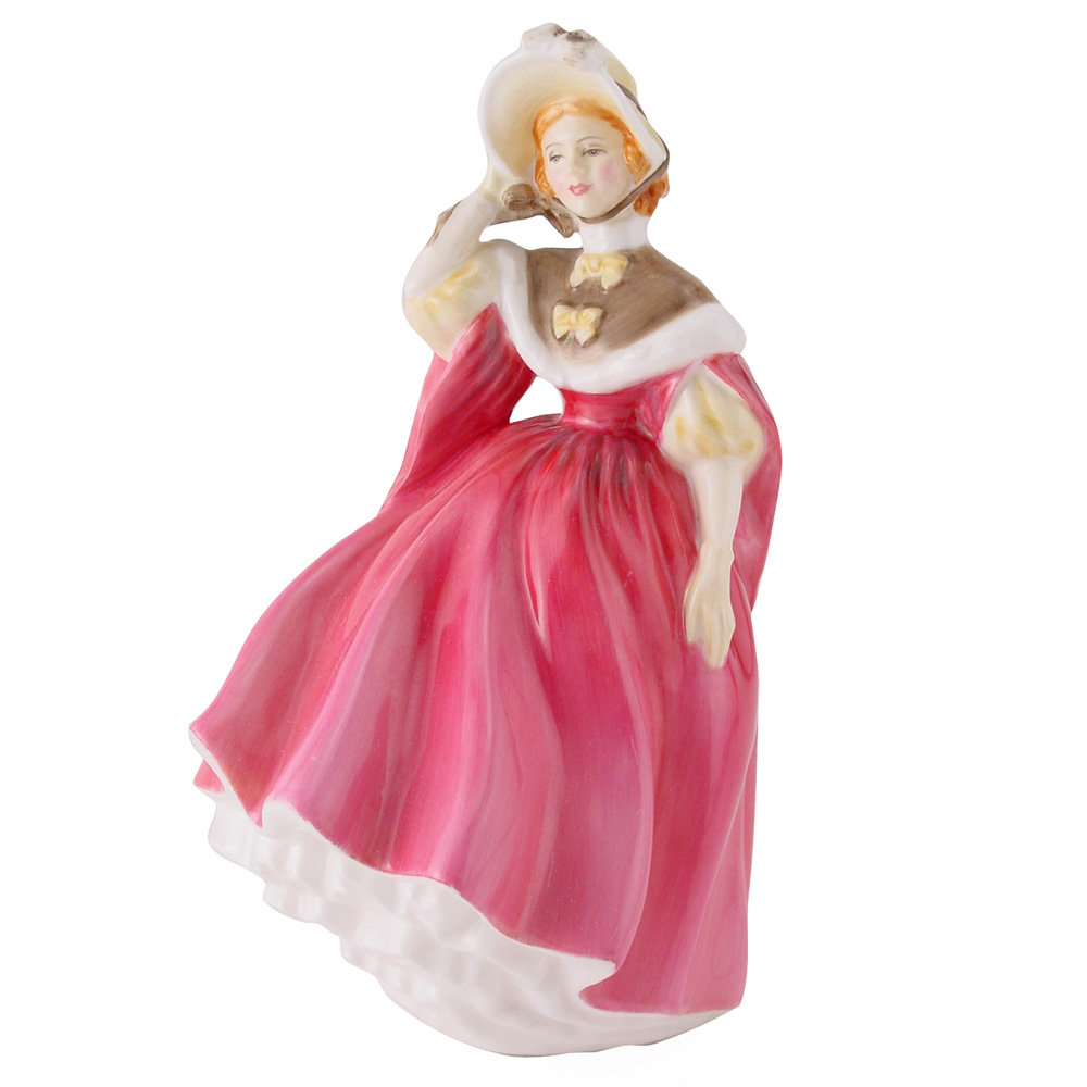 Sunday Morning HN2184 - Royal Doulton Figurine