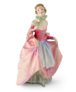 Suzette HN2026 - Royal Doulton Figurine