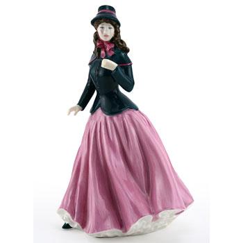 Sweet Devotion HN4625 - Royal Doulton Figurine