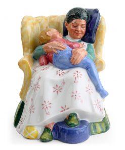 Sweet Dreams HN2380 - Royal Doulton Figurine