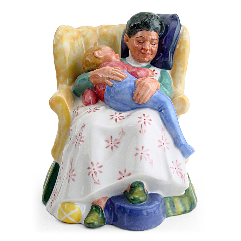 Sweet Dreams HN2380 - Royal Doulton Figurine