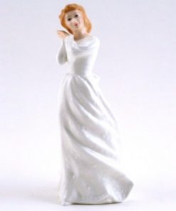Sweet Dreams HN3394 - Royal Doulton Figurine