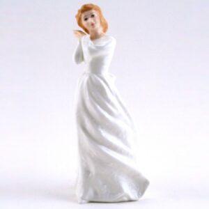 Sweet Dreams HN3394 - Royal Doulton Figurine