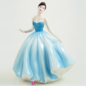 Sweet Innocence HN4740 Colorway - Royal Doulton Figurine
