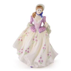 Sweet Lilac HN3972 - Royal Doulton Figurine
