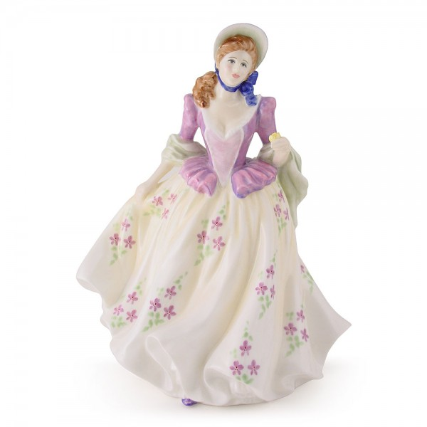 Sweet Lilac HN3972 - Royal Doulton Figurine