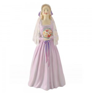 Sweet Maid HN2092 - Royal Doulton Figurine