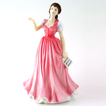 Sweet Music HN4302 - Royal Doulton Figurine