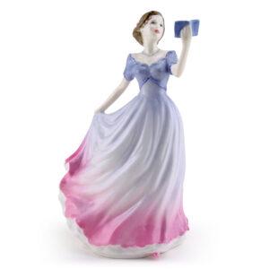 Sweet Poetry HN4113 - Royal Doulton Figurine