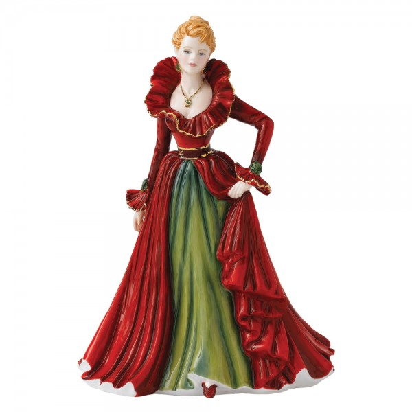 Sweet Serenade HN5557 – Royal Doulton Figurine – Sentiments Collection 1