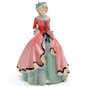 Sweet Suzy HN1918 - Royal Doulton Figurine
