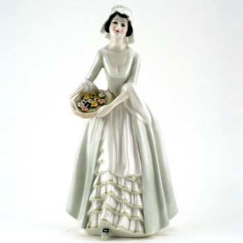 Sweet Violets HN3175 - Royal Doulton Figurine